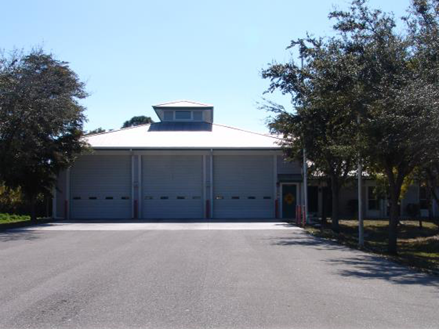 Station 72 in the Iona-McGregor Fire District