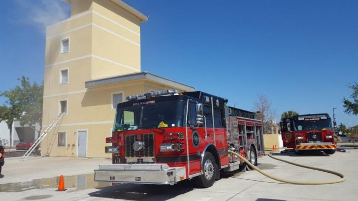 Fire Trucks - Iona McGregor Fire District