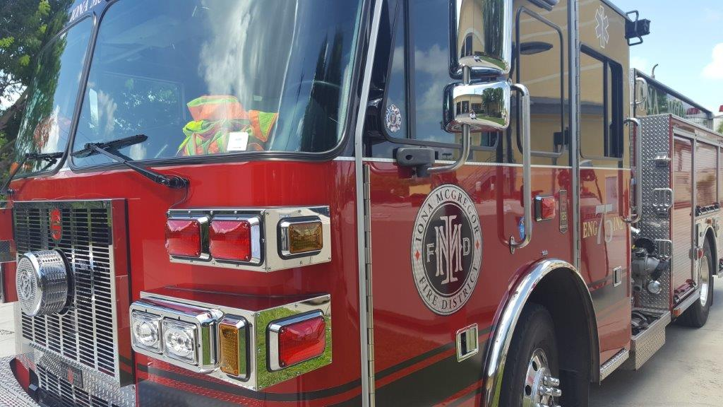 Iona McGregor Fire District | Engine 75