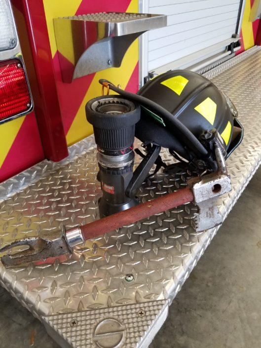 Helmet | Iona McGregor Fire District