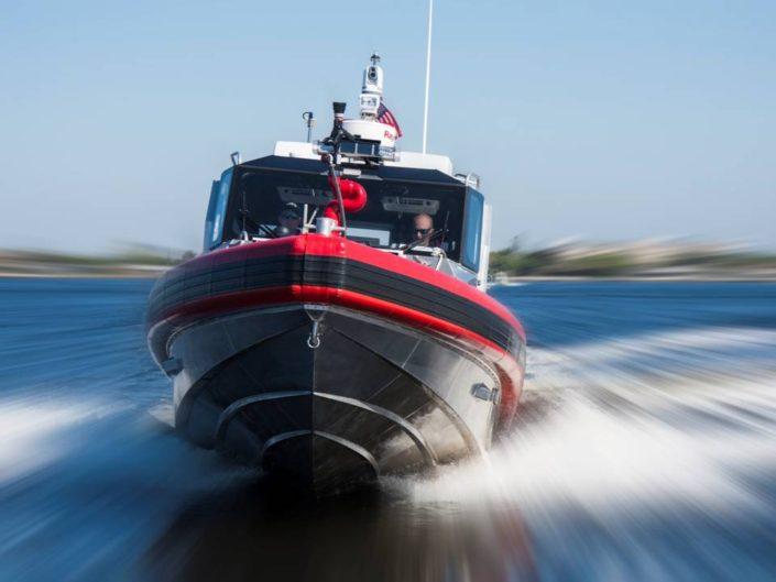 Iona McGregor Fire District Rescue Boat